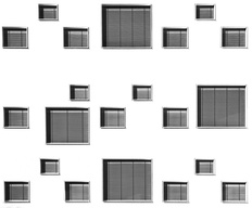 selection of rectangles