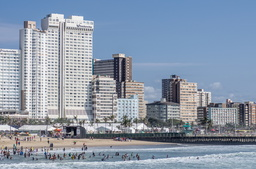 Golden Mile in Durban