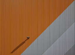 Lines,colour and shadow (II)